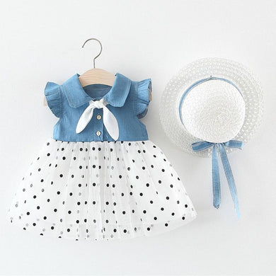 Girl Dress Outfits New 2020 Summer Sleeveless Kid Dresses