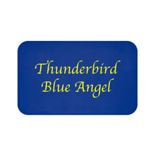 Load image into Gallery viewer, Thunderbird Blue Angel Bath Mat