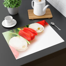 Load image into Gallery viewer, Tulip Floral Placemat