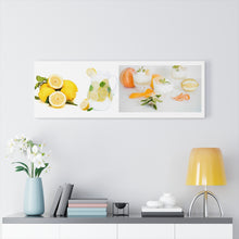 Load image into Gallery viewer, Citrus Canvas Gallery Wraps