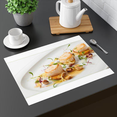 Culinary Scenic Theraputic Care Placemat