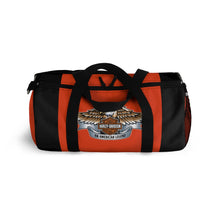 Load image into Gallery viewer, Endorsement for Harley Davidson Duffel Bag