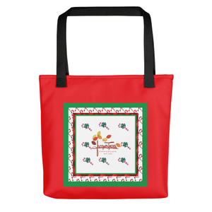 JT Custom order Christmas tote gift Bag for Jacques Torres chocolates