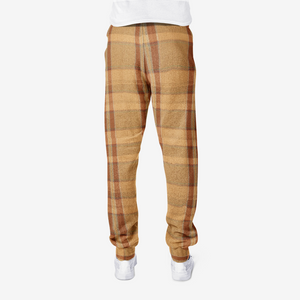 Turkish Plaid Print All-Over Print men's joggers sweatpants