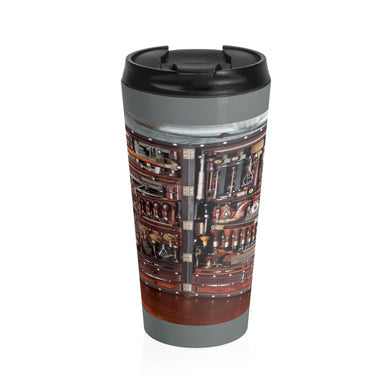 Craftsman Stainless Steel Travel Mug