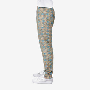 Cairo All-Over Print men's joggers sweatpants