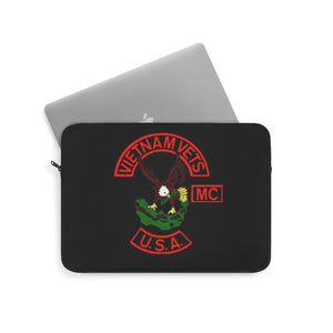 VNVMC Chrome Laptop Sleeve