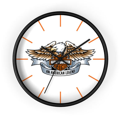 Endorsment for Harley Wall clock