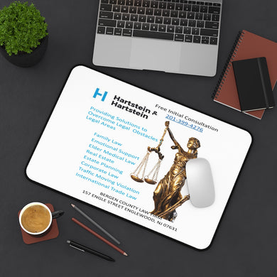 Hartstein Promotional Desk Mat