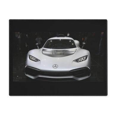 Mercedes Collectible Placemat