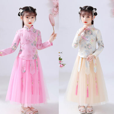 Baby Clothes Toddler Girls Lunar Chinese New Year 2021