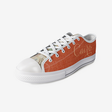 Load image into Gallery viewer, Retro Cairo Urban Low Top Canvas Shoes