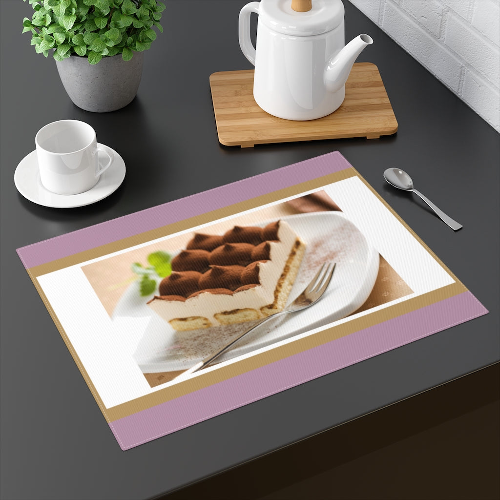 Culinary Art Therapy Placemat