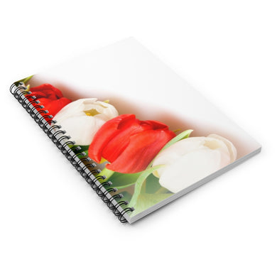 Dutch Spiral Notebook - Ruled Line