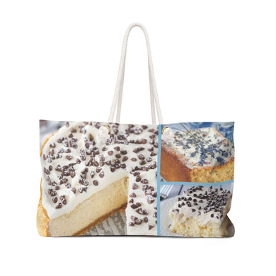 Culinary Art Therapy Weekender Bag