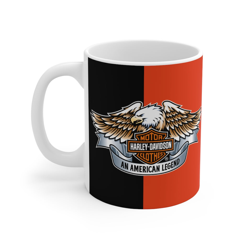 Endorsement Harley Davidson Mug 11oz