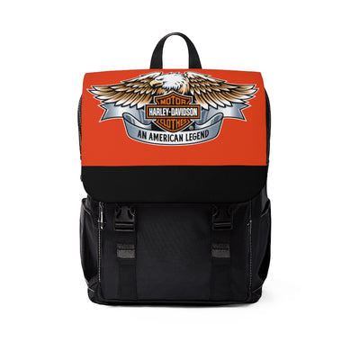 Endorsement for Harley Davidson Unisex Casual Shoulder Backpack