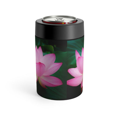 Lotus Floral Can Holder