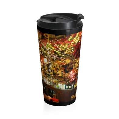 Rolf's NYC Stainless Steel Travel Mug