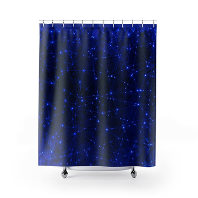 Constellation Shower Curtains