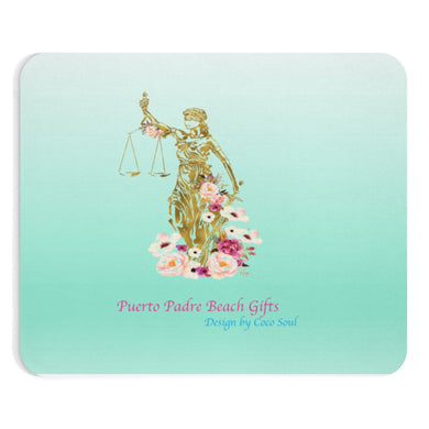 Lady Justice Mousepad