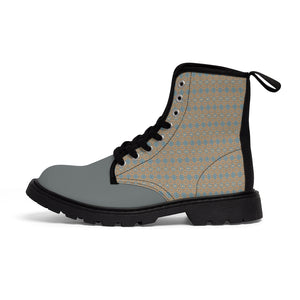 Greco Men's Canvas Boots