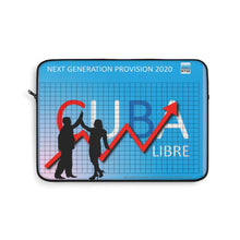 Load image into Gallery viewer, CUBA NYSE Market Laptop Sleeve