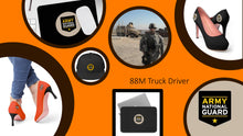 Load image into Gallery viewer, Army 88M Trucker Cap