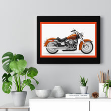 Load image into Gallery viewer, Endorsement to Harley Davidson Canvas Gallery Wraps