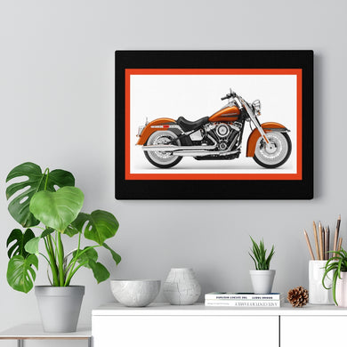 Endorsement to Harley Davidson Canvas Gallery Wraps
