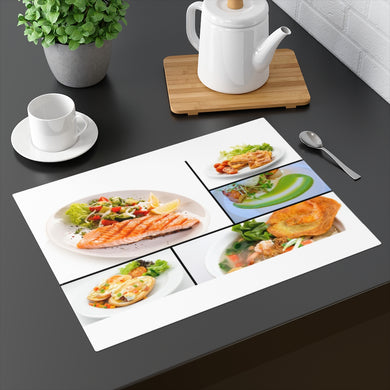 Culinary Patient Care Placemat
