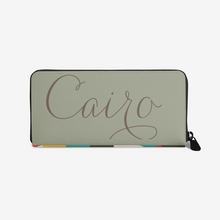 Load image into Gallery viewer, Cairo  premium PU Leather Wallet