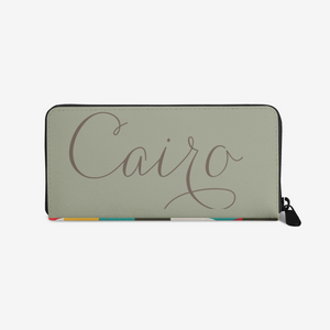 Cairo  premium PU Leather Wallet