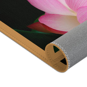 Lotus Mediation Area Rugs