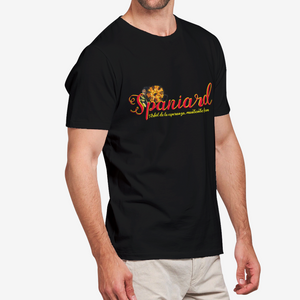 Spaniard-American Men's Heavy Cotton Adult T-Shirt