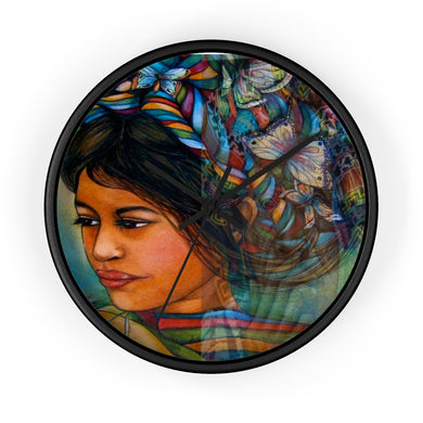 New Arrival Central American Art Wall clock