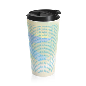 Patient home care Stainless Steel Travel Mug