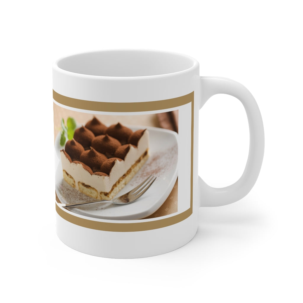 Culinary Art Therapy Mug 11oz