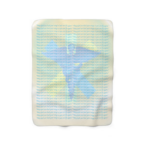 Patient Care Sherpa Fleece Blanket