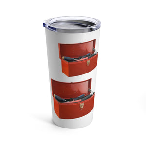 Red Toolbox Tumbler 20oz