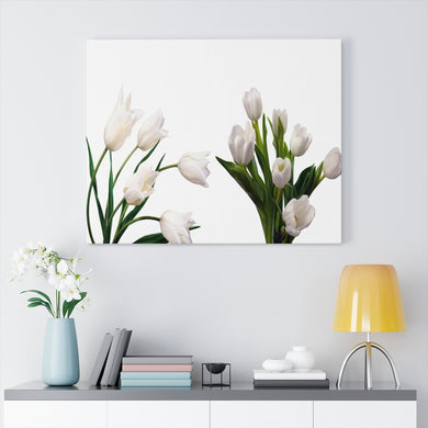 Dutch Tulips Canvas Gallery Wraps