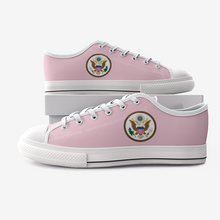 Load image into Gallery viewer, USA Urban Low Top Canvas Shoes