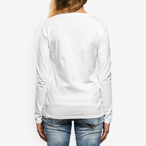 Ericka Women's Crew Neck Long sleeve T-shirt