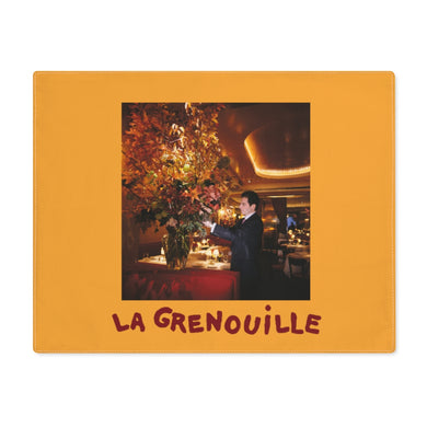La Grenouille NYC Placemat