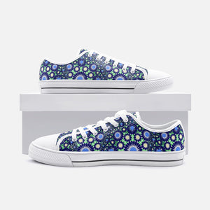 Hipster Low Top Canvas Shoes