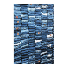 Load image into Gallery viewer, Puerto Padre Denim Area Rugs