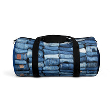 Load image into Gallery viewer, Puerto Padre Denim Duffel Bag