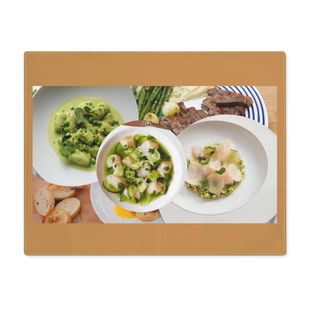 Culinary Scenic Patient Care Placemat