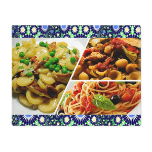 Culinary Art therapy Orecchiette Placemat
