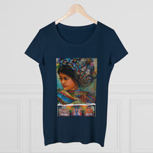 Load image into Gallery viewer, Villa Nueva Organic Women's Lover T-shirt